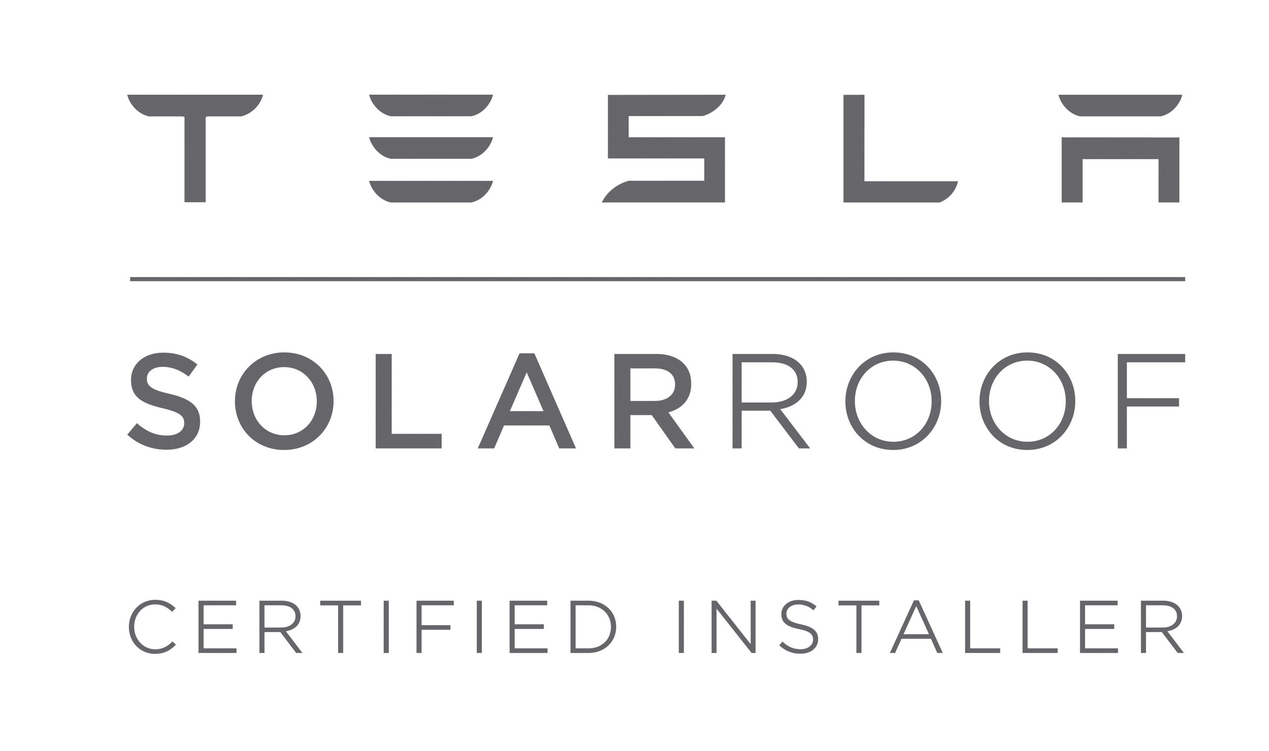 Three Tree Roofing earns Tesla Solar Roof and Powerwall Certified Installer